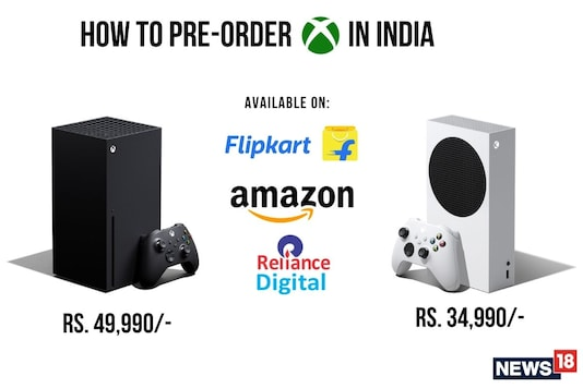 How to order Xbox in India