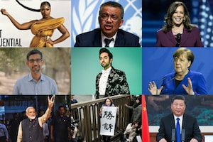 TIME 100: Top 20 Most Influential People of 2020 | In Pics