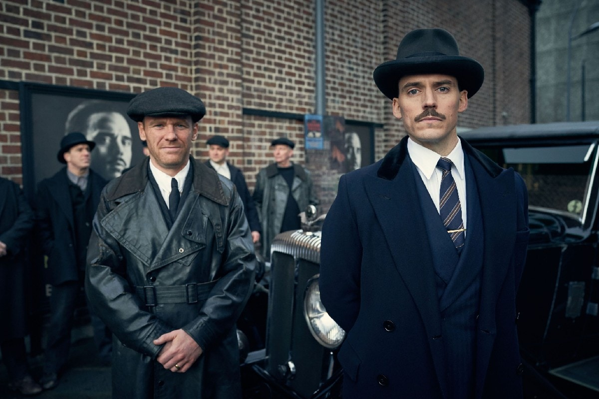 Expect a Very Juicy Season Six of Peaky Blinders, Says Sam Claflin