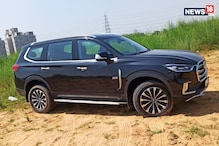 Upcoming MG Gloster SUV Detailed Image Gallery: Design, Interiors, Features and More