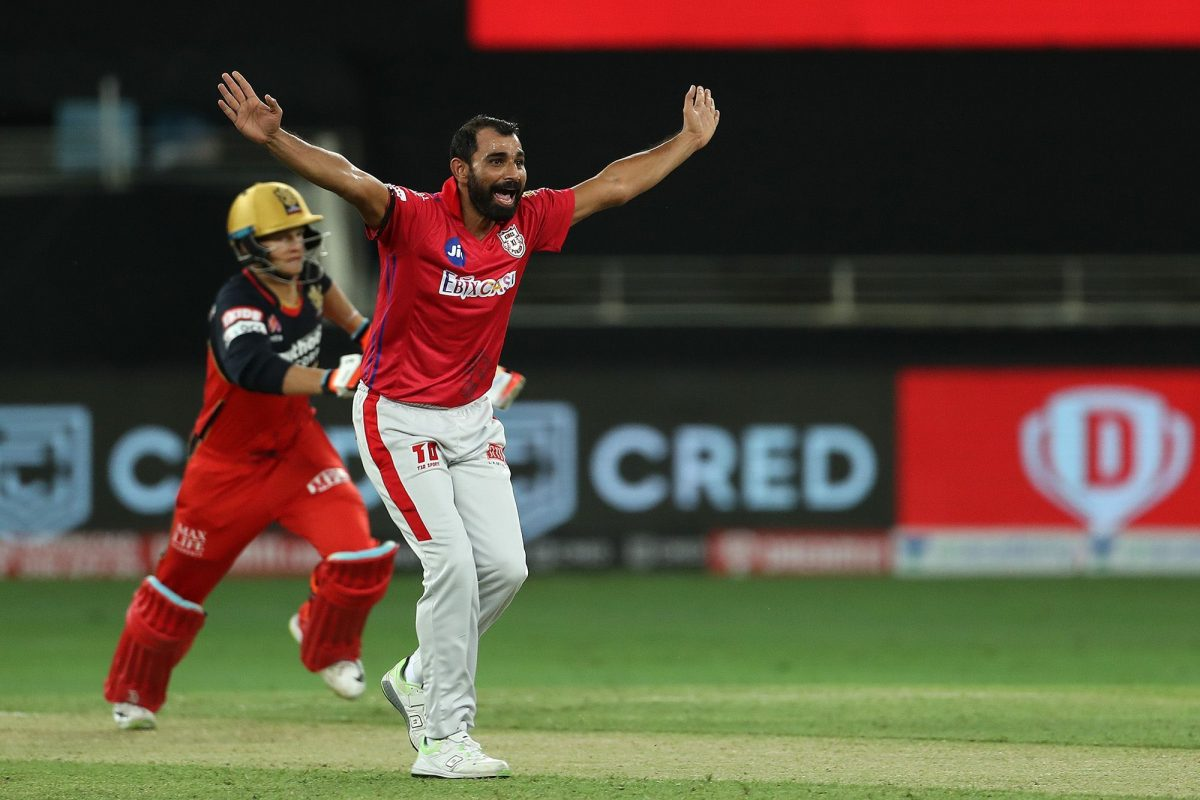 IPL 2020 Purple Cap Holder: KXIP's Mohammed Shami Regains Top Spot after Match Number 13