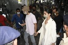 Deepika Padukone Cuts Short Goa Shoot, Rushes to Mumbai With Ranveer Singh