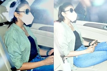 Rakul Preet Singh Arrives at NCB Office For Questioning