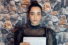 Tia Bajpai Takes Voluntary Drug Test, Urges Artsists to Do the Same