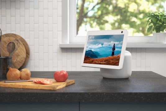 Amazon Echo Show. (Image Credit: Amazon)