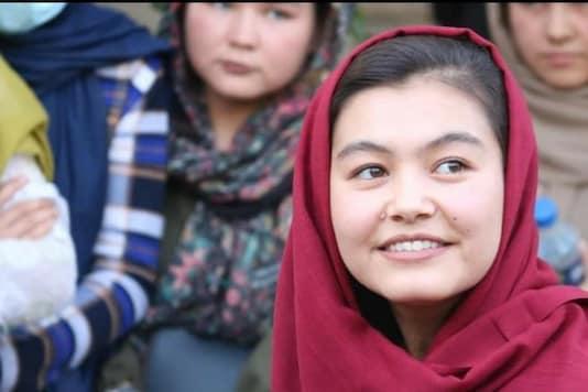 File image of Shamsia.