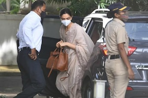 Deepika Padukone Reaches NCB Office For Questioning