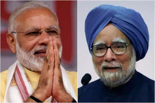 PM Modi tweeted birthday greetings for former PM Manmohan Singh.