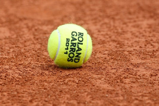 A file image of French Open ball (Photo Credit: AP)