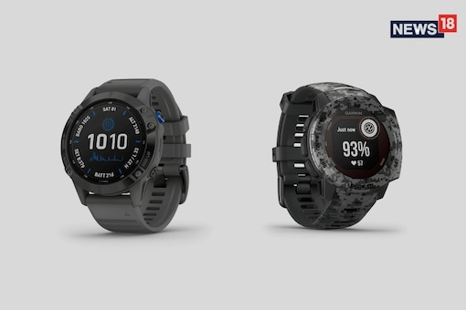 Garmin launches two new solar powered smartwatches.