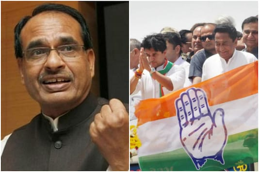 Shivraj Singh Chouhan took a dig at Congress on Twitter | Image credit: PTI