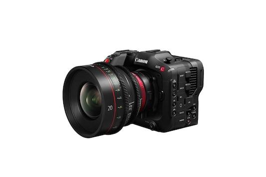 Canon EOS C70. (Image Credit: Canon)