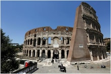 Irish Tourist Arrested for Vandalising the 2,000-Year-Old Colosseum in Rome