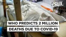 As Coronavirus Death Toll Nears 1 Million Globally, WHO Warns a Million More 'Likely'