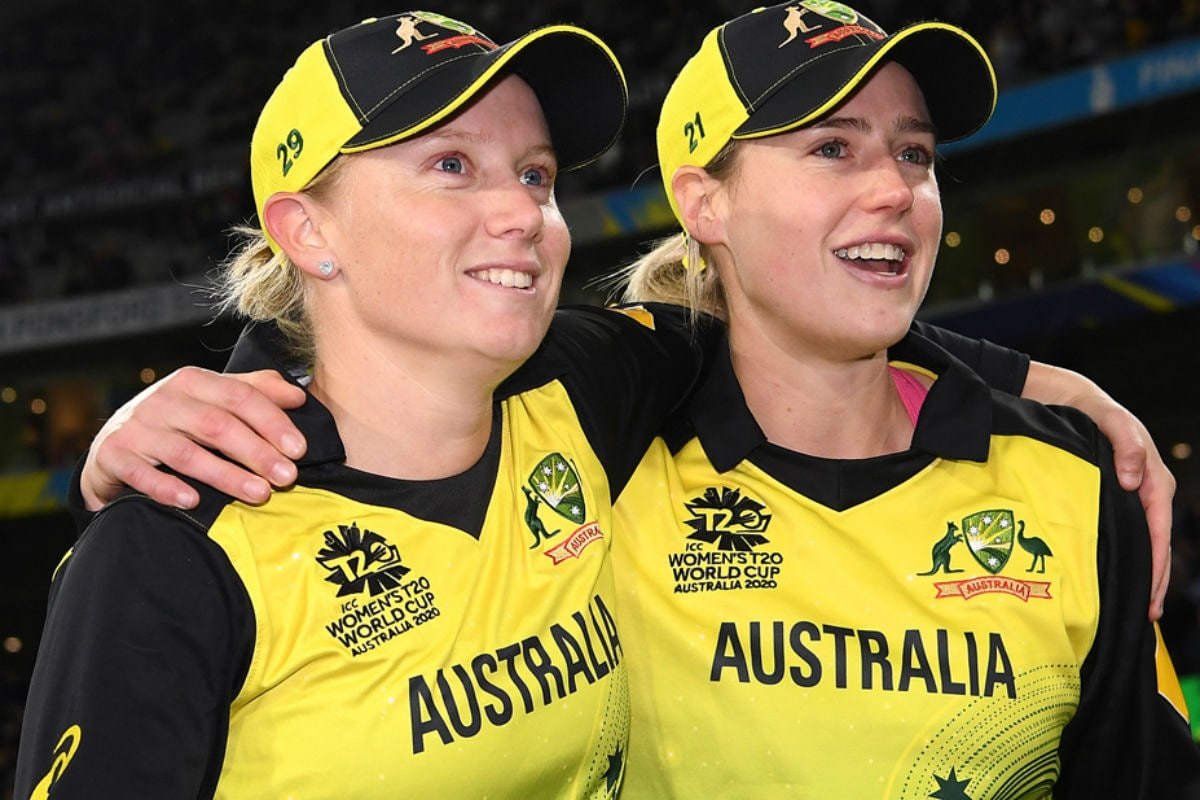 Australian Cricketer Alyssa Healy Surpasses MS Dhoni With Most Dismissals as Keeper in T20Is
