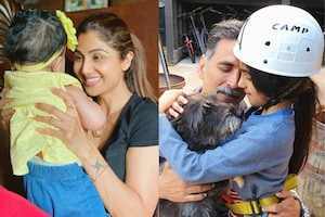 Bollywood Celebrities Share Adorable Pictures on Daughter's Day 2020