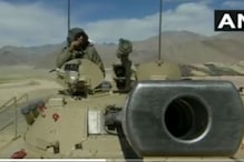 WATCH | Tanks, Vehicles That Can Operate in -40 Degrees Stationed in Ladakh Amid Row with China