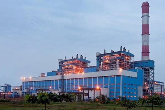 File photo of an NTPC plant.