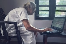 Kerala Grandmother Learns to Use Laptop at the Age of 90 to Read News, Internet Showers Love