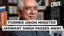 PM Modi, Rajnath Singh & Arvind Kejriwal Condole Jaswant Singh's Death