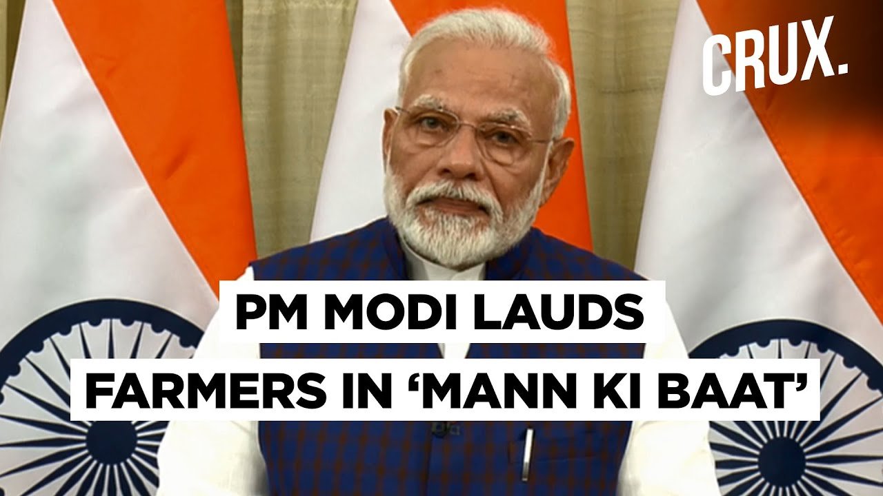 Farmers Benefitted After Fruits, Vegetables Were Brought Out Of APMC Act: PM Modi