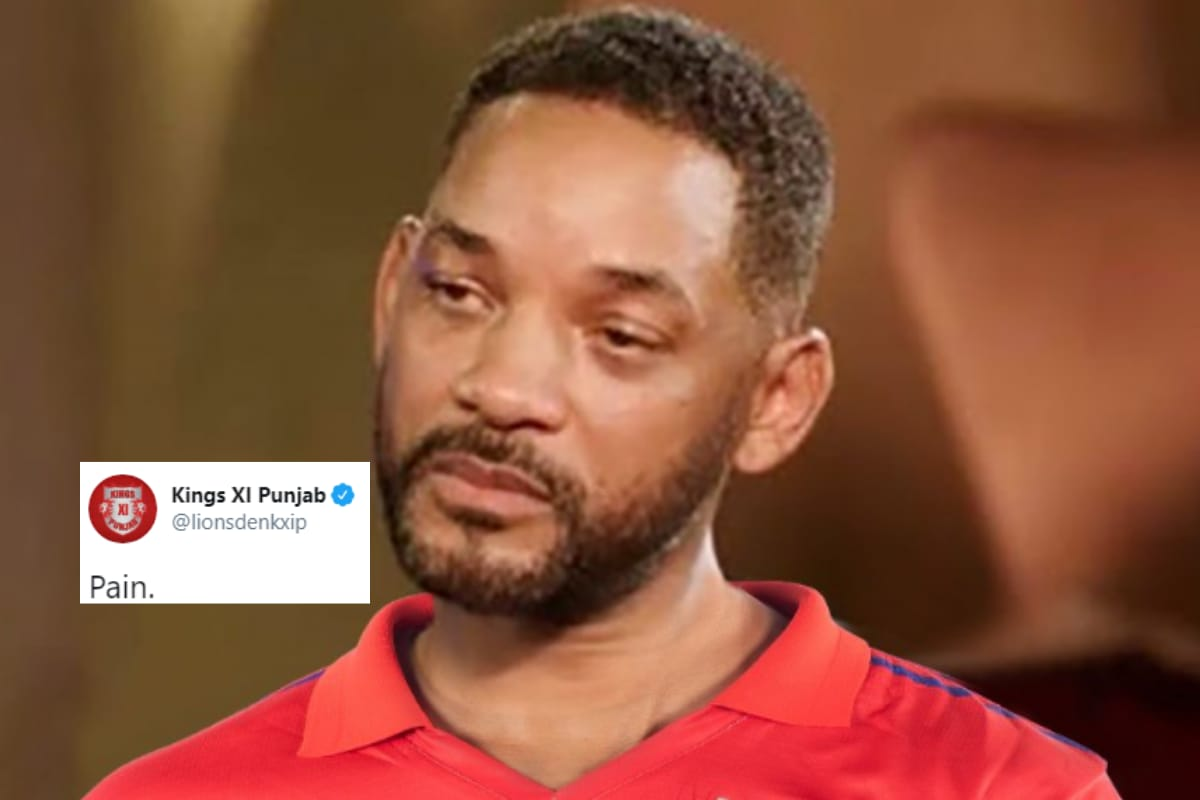 KXIP's 'Sad Will Smith' Meme After Rahul Tewatia Storm Sums Up the Biggest Upset in IPL History