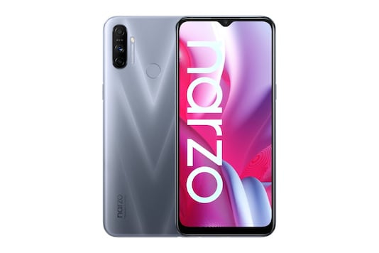 Realme Narzo 20A to Go On Sale Today: All You Need to Know