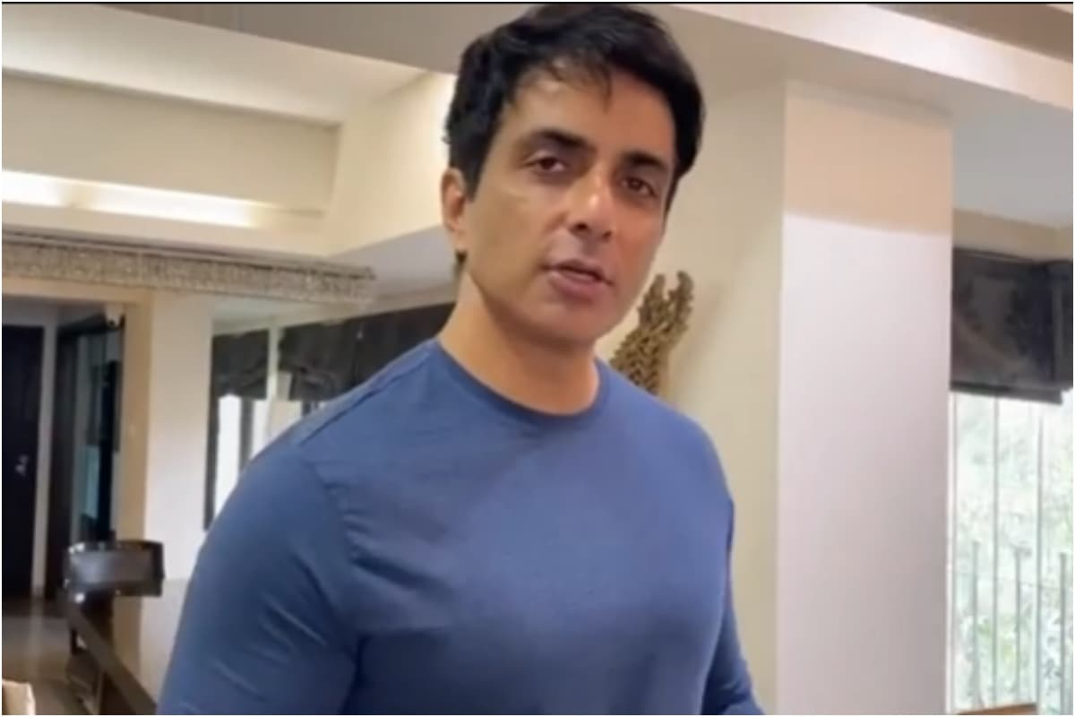 My Hands Full as an Actor, No Plans to Enter Politics: Sonu Sood