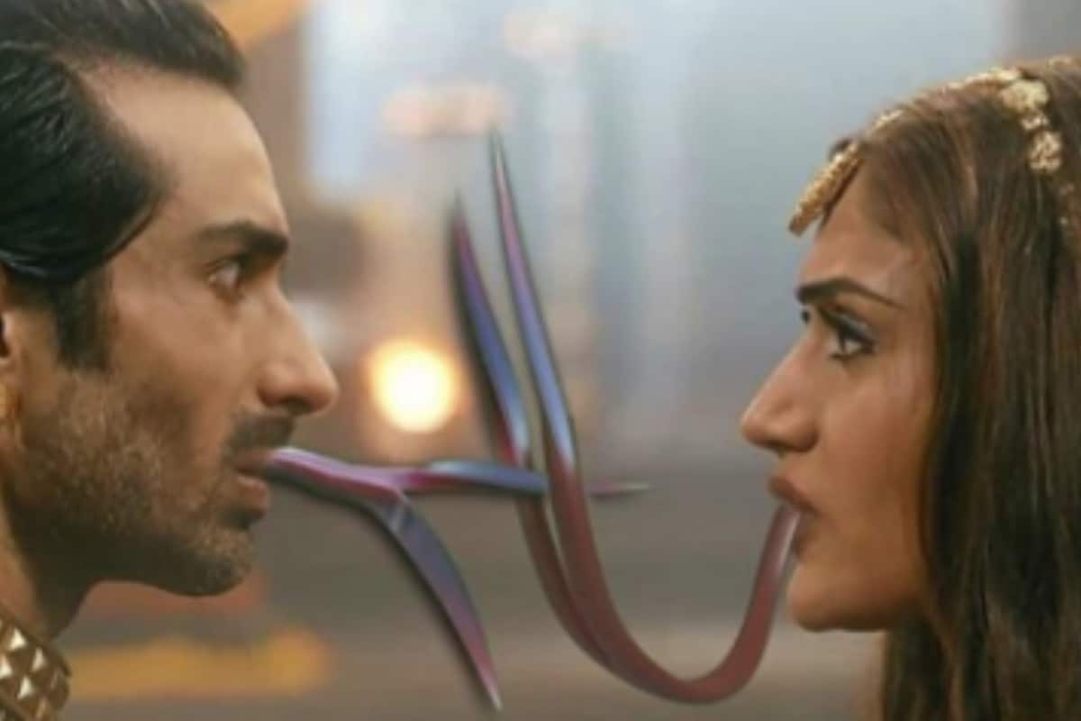 What is Left to Watch in Naagin 5 After a Passionate Kiss with Forked Tongues?