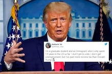 'I'm 19, I Paid More Than Trump': POTUS Paid Just $750 Income Tax and Netizens are Outraged