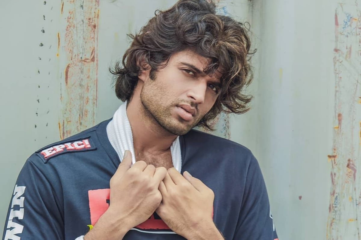 Vijay Deverakonda Announces His New Film With Director Sukumar, Says 'Can't Wait to be on Set'