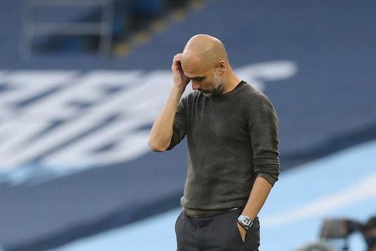 Pep Guardiola (Photo Credit: AP)