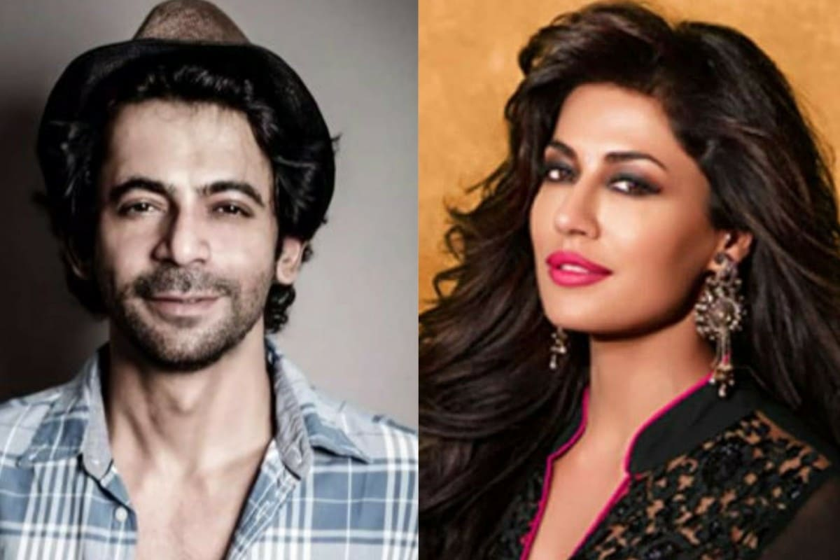 Sunil Grover Has a Witty Explanation to Chitrangda Singh's Question on His Comedy Skills