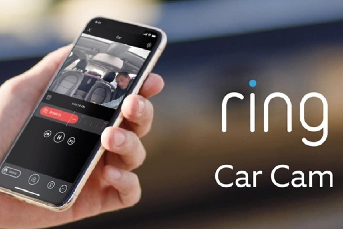 Amazon Ring Car Cam Launched, Records Police Stops with 'Alexa, I'm Getting Pulled Over'