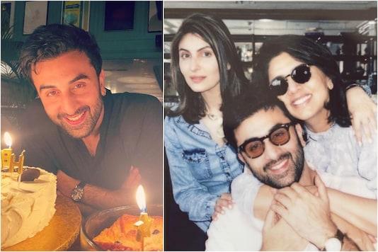 In Pics: Ranbir Kapoor Celebrates Birthday with Family, Alia Bhatt Drops Love-filled Post