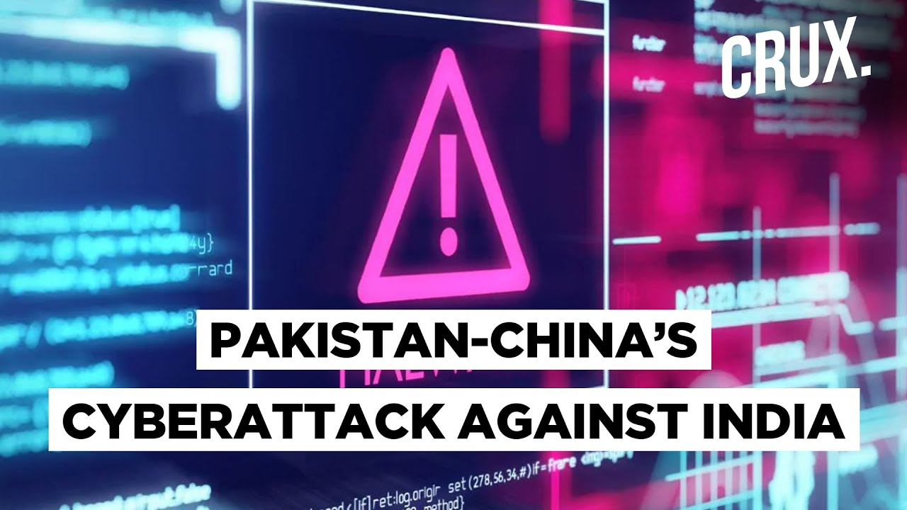 Are Pakistani Hackers Helping China To Gather Intelligence On India?