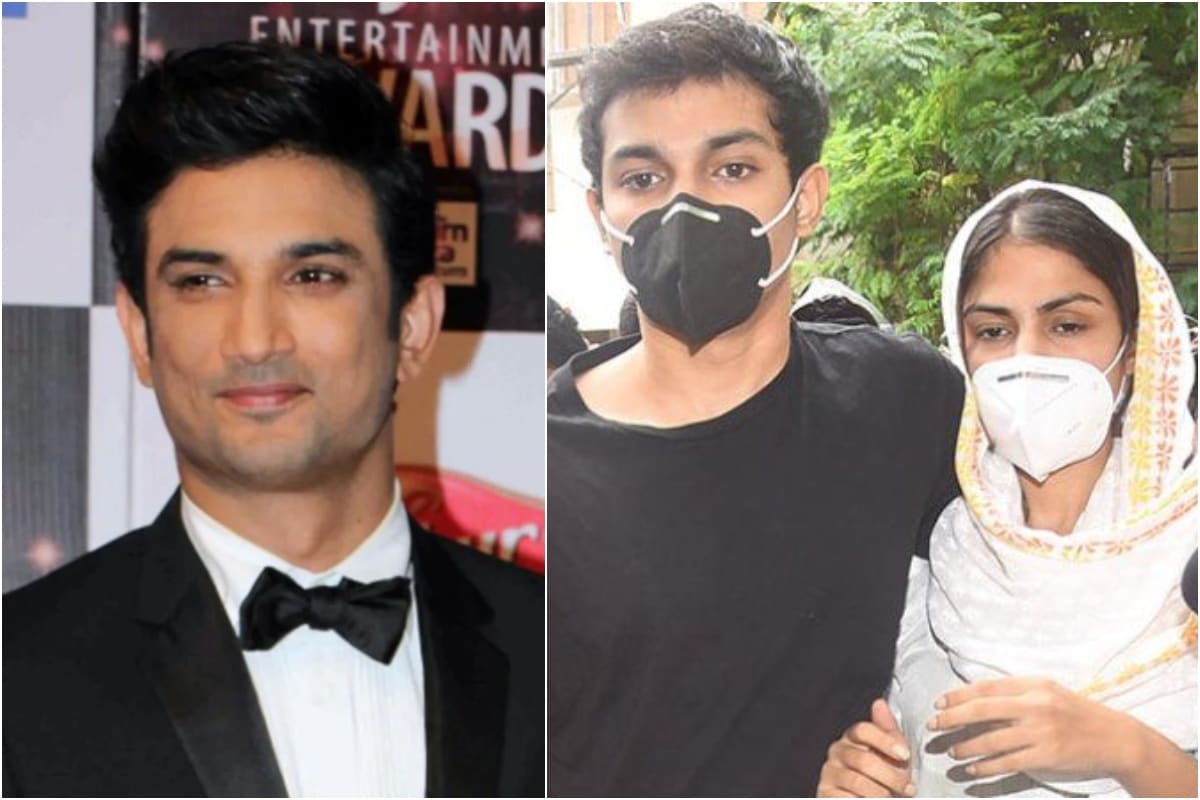 Sushant Singh Rajput Case LIVE Updates: NCB Files Affidavits in Bombay HC Opposing Rhea and Showik Chakraborty's Bail