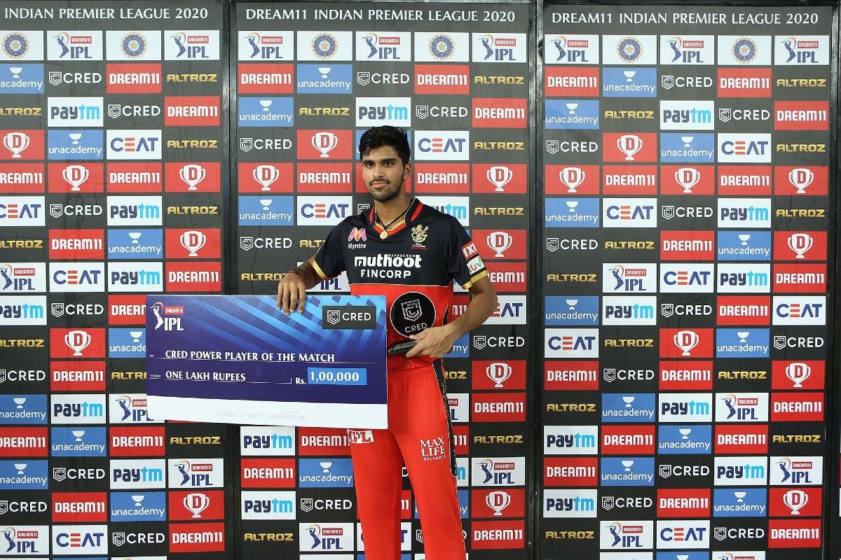 IPL 2020: RCB vs MI - Ravi Shastri Notes Washington Sundar's Performance As IPL's Best So Far