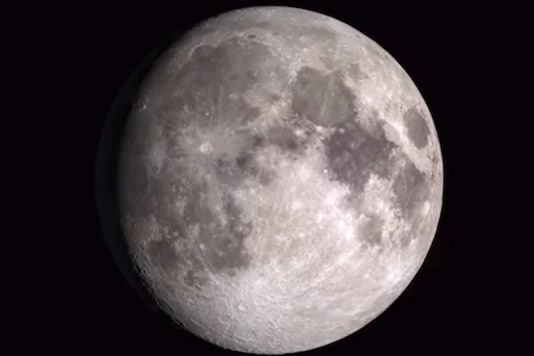 Moon | Image: NASA Goddard.