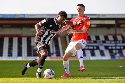 Grimsby Town (Photo Credit: Twitter)