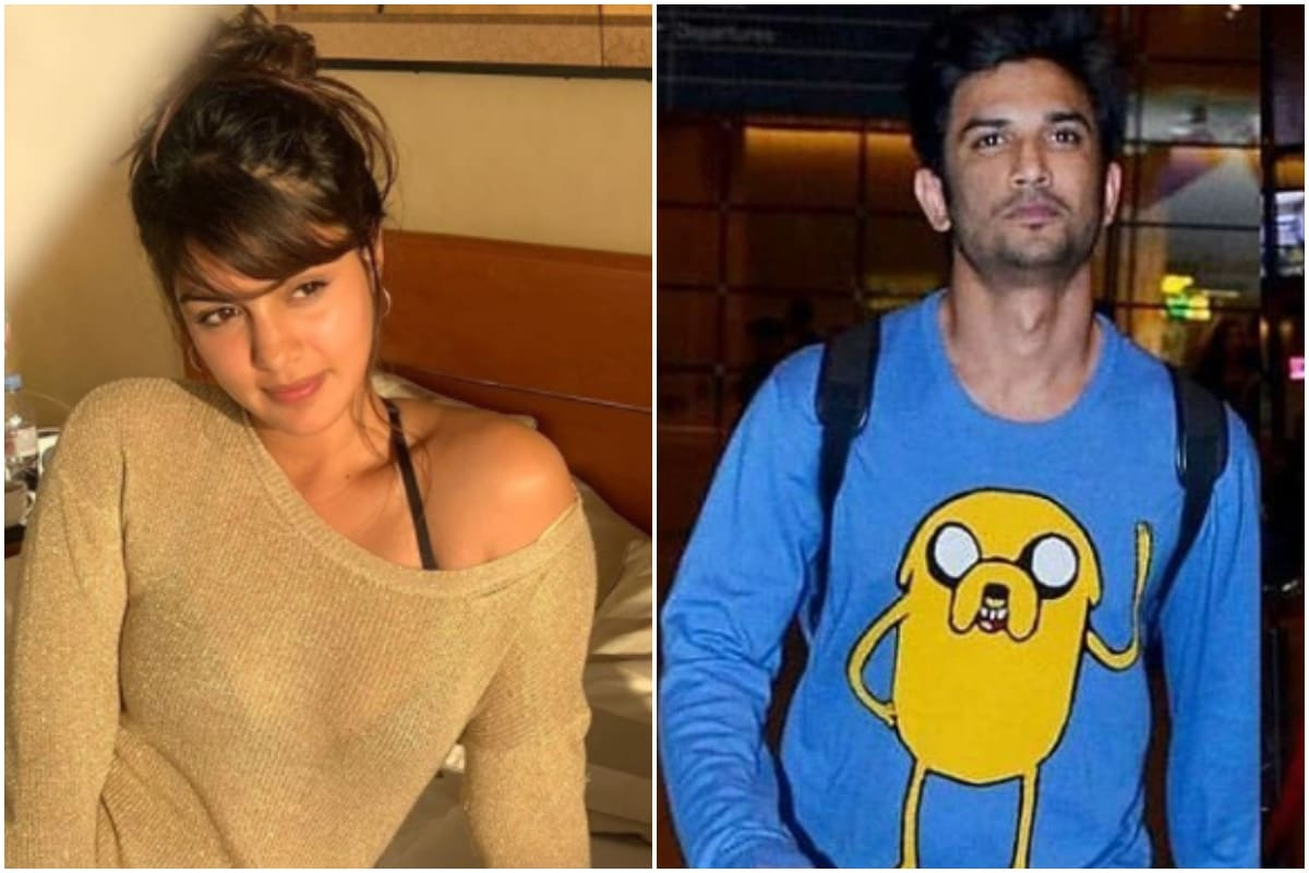 Rhea Chakraborty Harboured and Concealed Sushant Singh Rajput While He Consumed Drugs, Says NCB