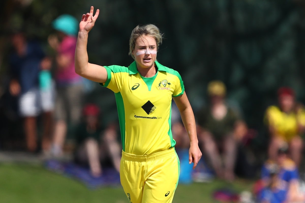 Ellyse Perry Out of New Zealand Series Due to Injury