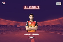 IPL 2020: Abdul Samad Makes Debut for Sunrisers Hyderabad, Third Cricketer from Jammu and Kashmir to Play