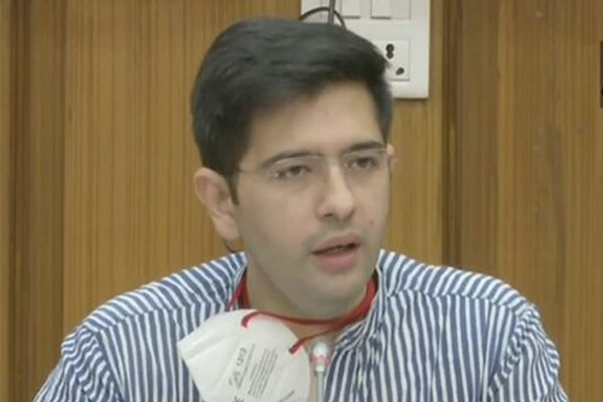 Miscreants Smash Rear Glass of AAP MLA Raghav Chadha's Parked Car, Steal Laptop
