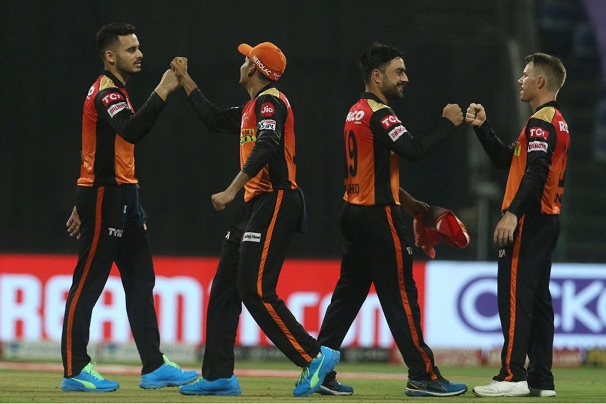 IPL 2020 Points Table: IPL 13 Team Standings After Delhi Capitals vs Sunrisers Hyderabad Match