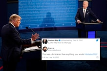 Absolute Chaos: Tweets Sum Up What Watching the US Presidential Debate Between Trump-Biden Was Like