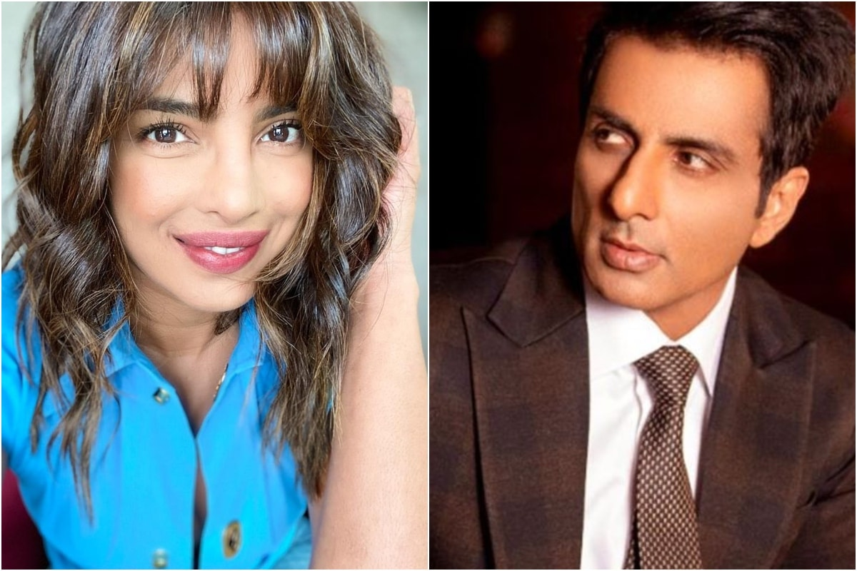 So Inspiring: Priyanka Chopra's Congratulatory Wish for Sonu Sood on Being Honoured by UNDP