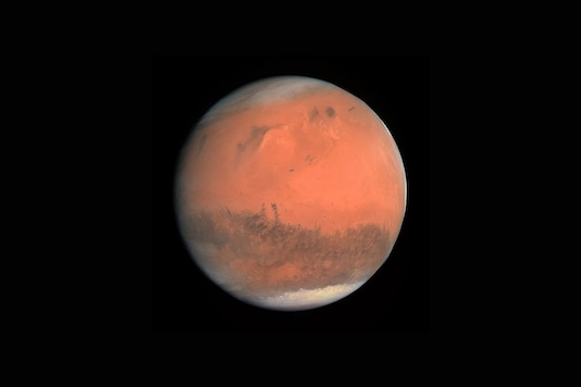 A liquid body has been discovered under the surface of Mars.