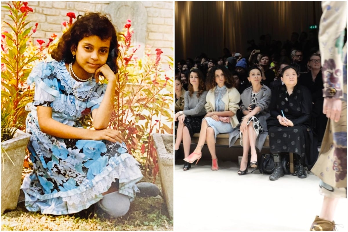 Kangana Ranaut Recounts Her Journey from 'Village Clown to Front Rows of London, Paris Fashion Weeks'