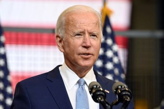 As U.S. Schools Re-open, Biden Looks To Keep Campaign Focus On Pandemic